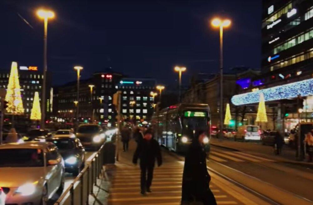 JÕULUD HELSINGIS | Vaata, kuidas Soome pühad välja näevad!