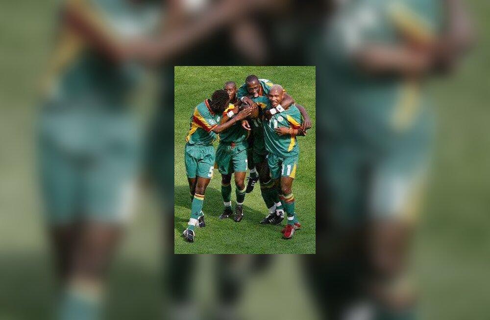 Senegali jalgpall