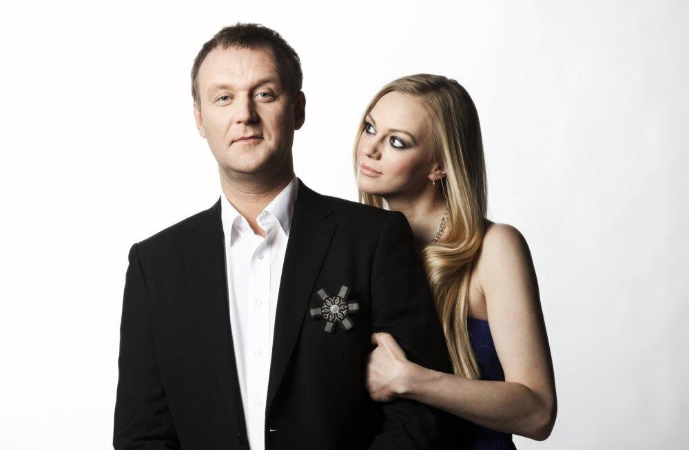 Henrik Normann ja Monika Sepp