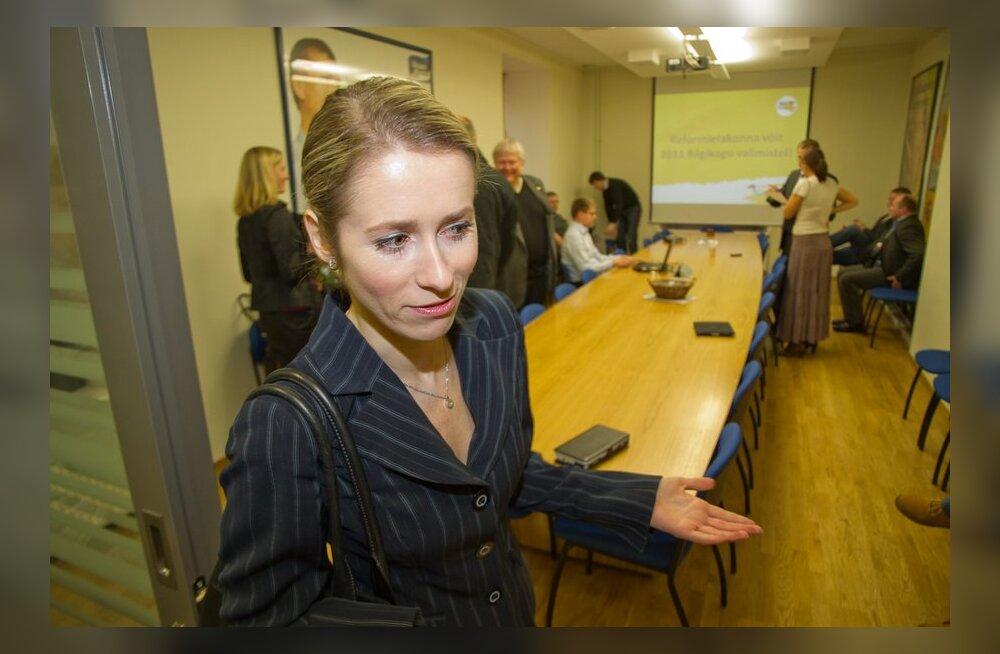 Kaja Kallas: Eesti Energia ei vasta endiselt küsimustele