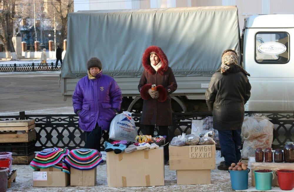 Venemaa keskklassi kurb tänapäev: vajumine tagasi vaesusesse