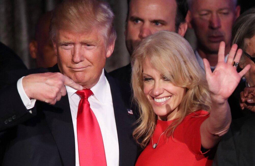 Trumpi ustavamaid nõunikke lahkub ametist