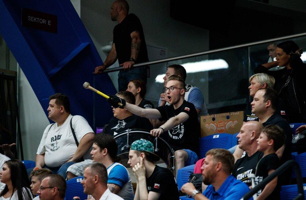 Kas Tartu fännid tulevad uuel hooajal saali ja kas neil üldse on, kellele kaasa elada?