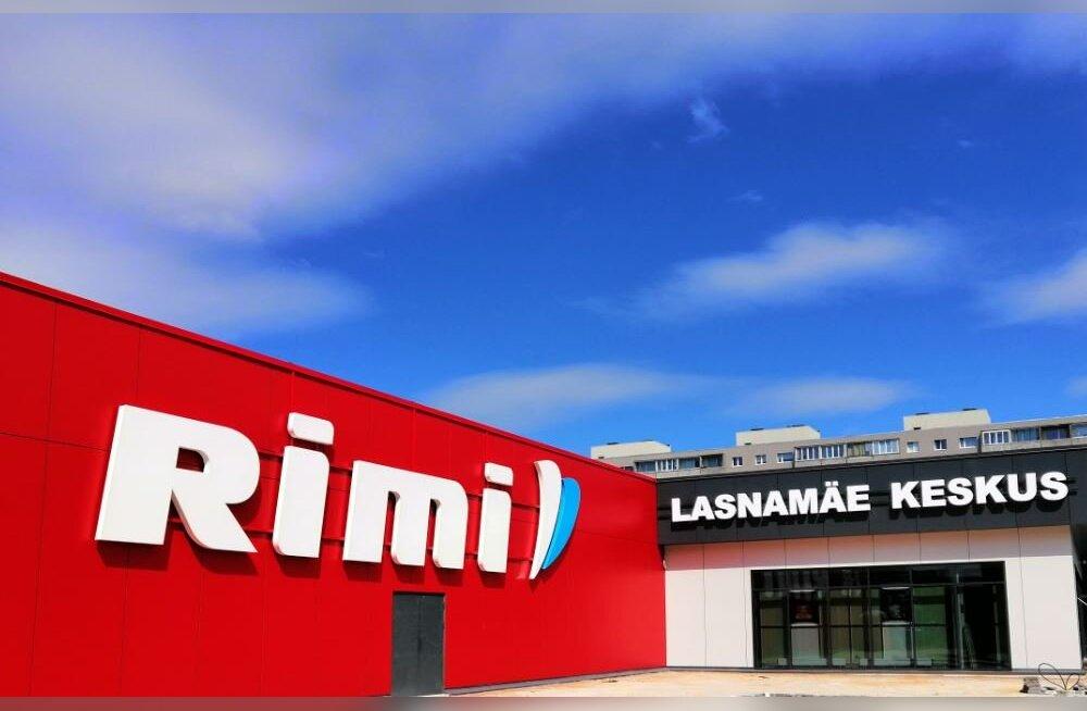 В Ласнамяэ на Паэ открыли новый гипермаркет Rimi
