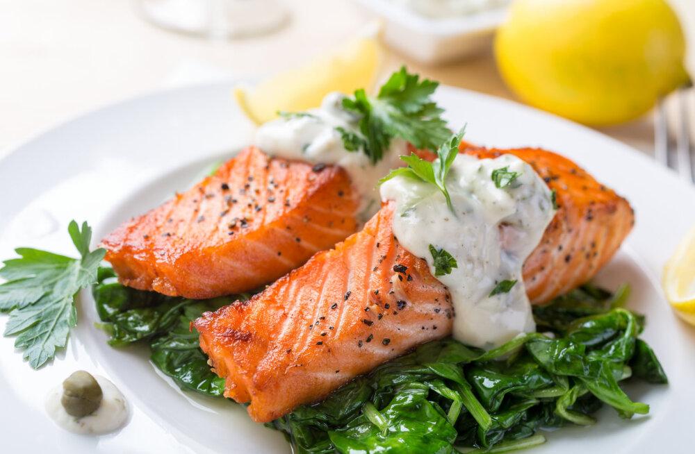 Ära unusta kala! Miks rasvhapete- ja vitamiinirikas kala praegu toidulaual eriti oluline on?