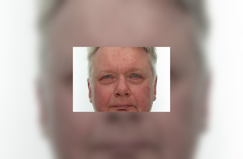 Politsei otsib Tallinnas kadunud 58-aastast Olegi