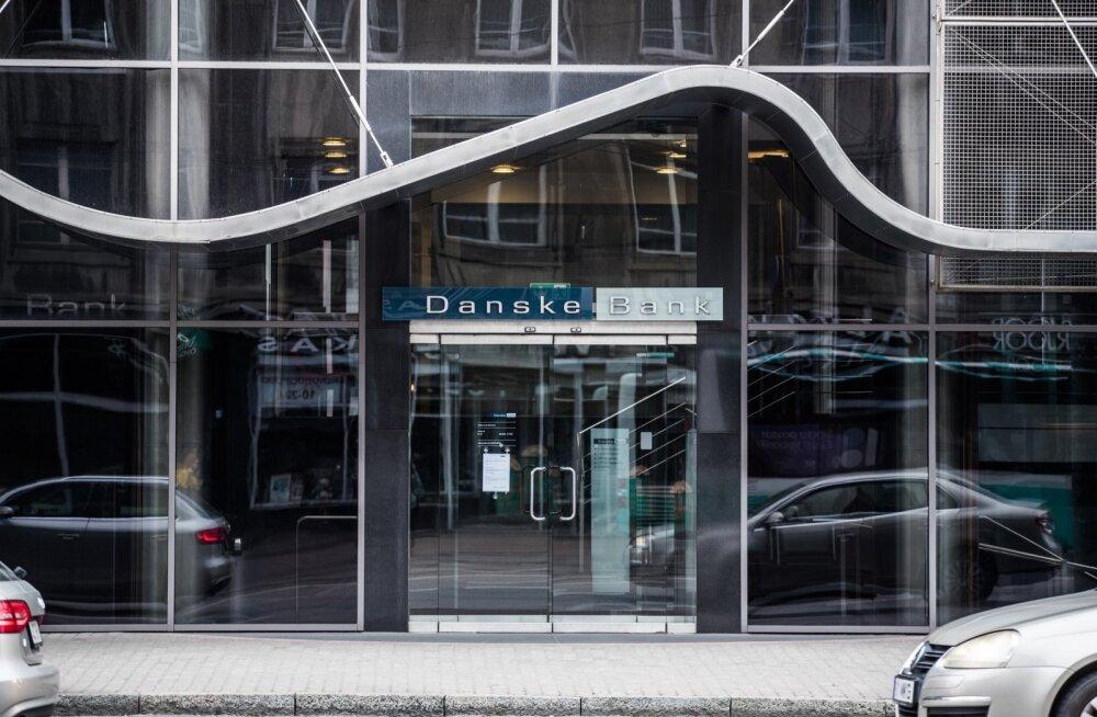 Danske panga kontor Tallinnas