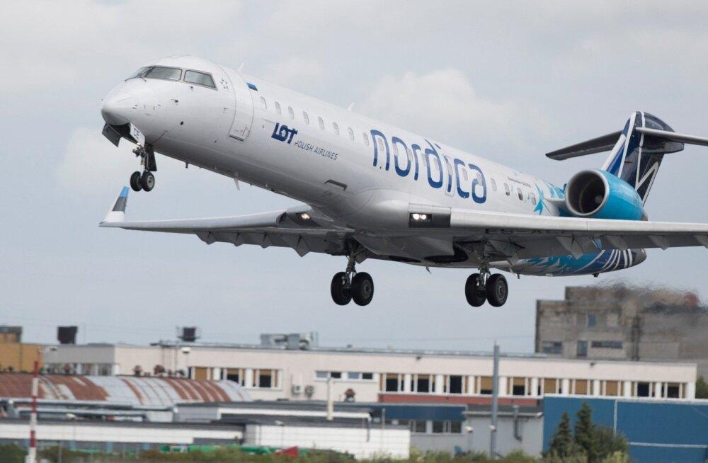 Задержки и отмены рейсов: что происходит с Nordica?