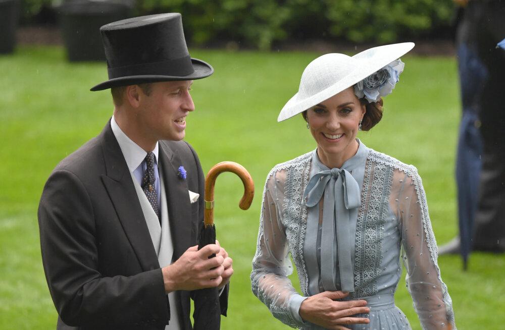 Elu parim võimalus! Prints William ja Kate Middleton otsivad assistenti