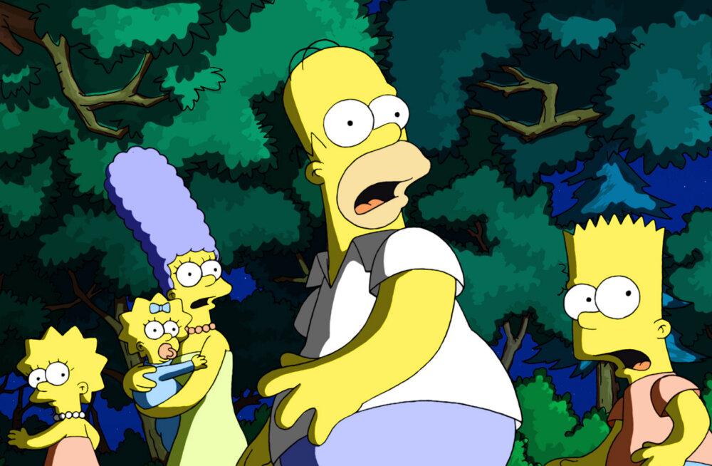 """Skandaal! Armastatud multifilmiseriaal """"Simpsonid"""" sattus rassismisüüdistuste küüsi"""