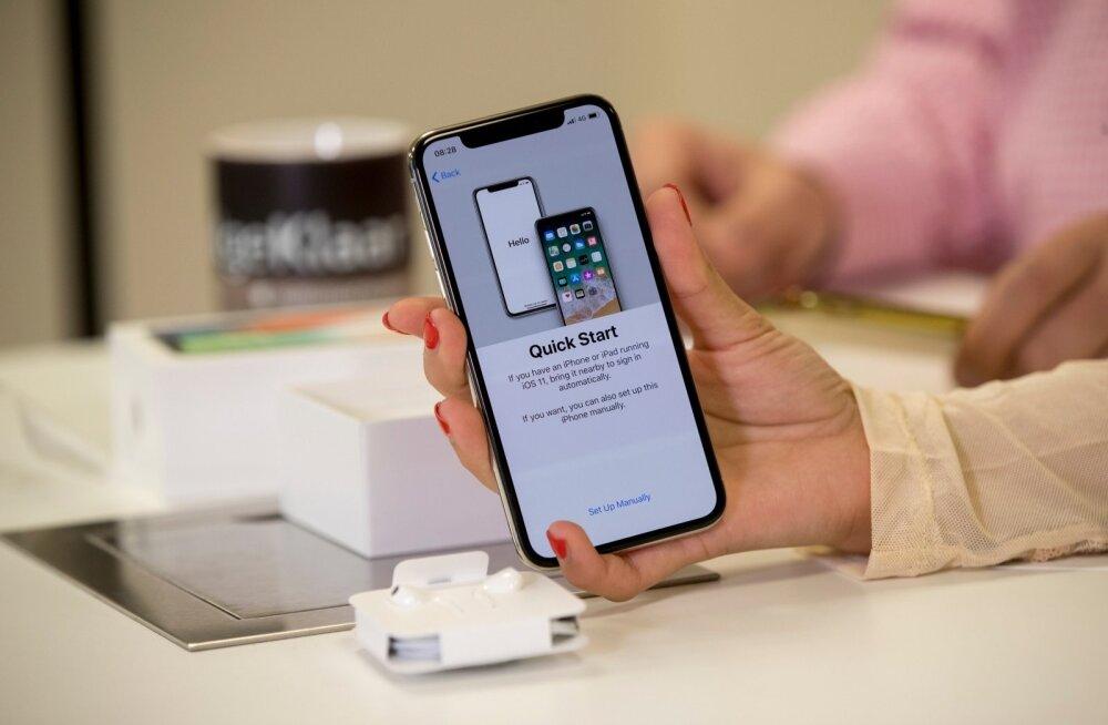 a9698a03181 Apple hoiatab, et nende eelmise aasta tipptelefoniga on probleem - Forte