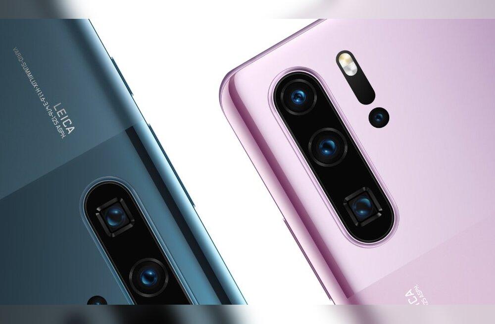 Ruttu levinud valeuudis: Huawei ei võtakski enam Google'i äppe oma telefonidesse