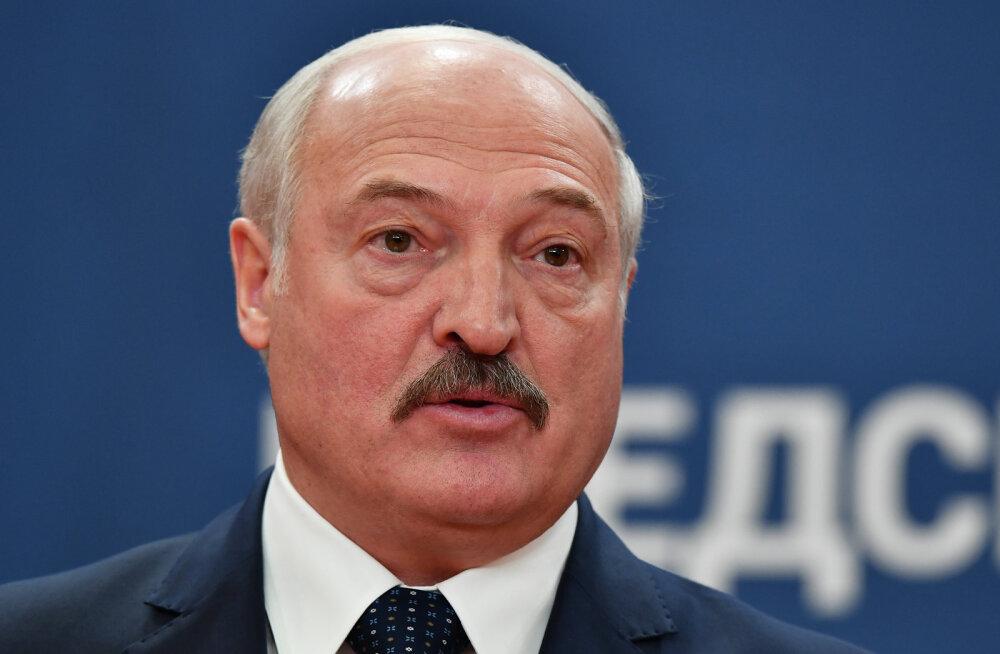 Lukašenka: me ei kavatse minna ühegi riigi, isegi mitte vennaliku Venemaa koosseisu