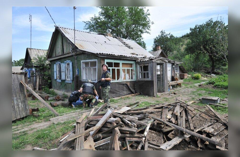Venemaa uurimiskomitee: Ukraina sõjaväelased tulistasid Venemaa territooriumi tahtlikult
