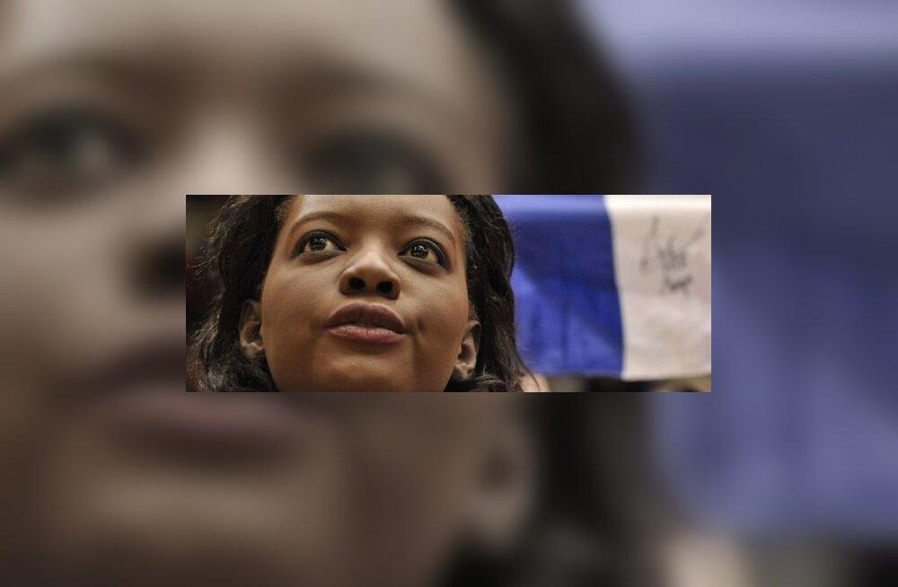Prantsusmaa spordiminister Rama Yade