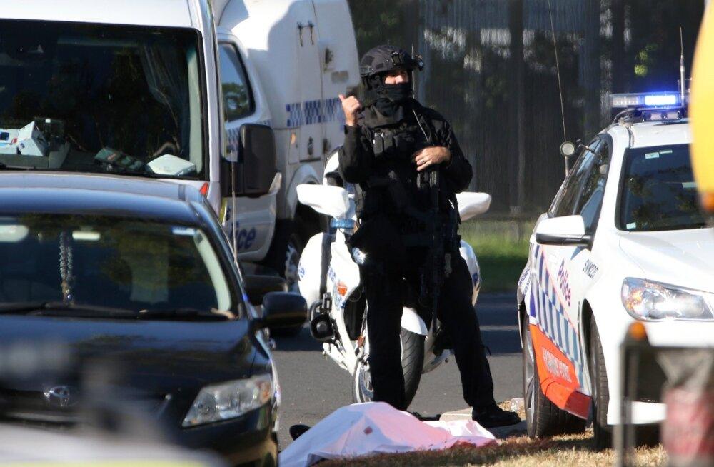 Australia Sydney Shooting