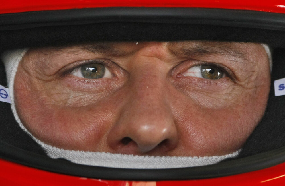 Michael Schumacher 2010. aastal