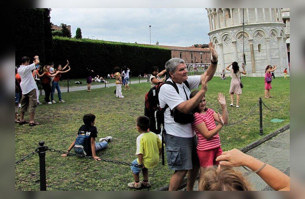 Vaata, millised on kõige suuremad turistifotode klišeed