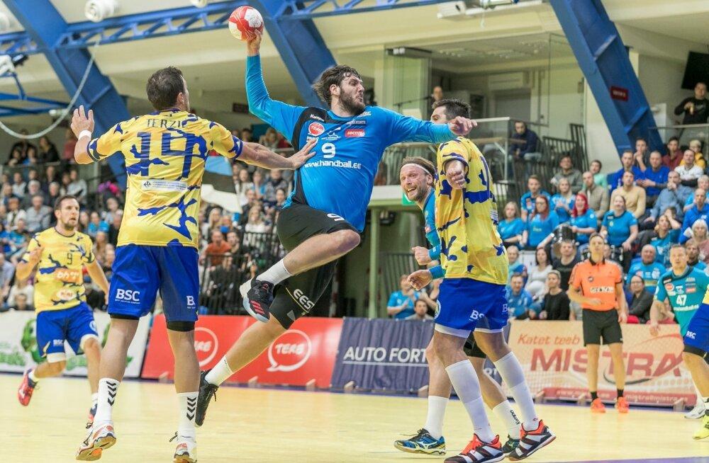 Eesti käsipallikoondis võõrustas MM-valiksarjas Bosnia ja Hertsegoviinat, kellele kaotati eelmine nädal võõrsil 24:31. Nüüd võeti üsna veenev võit 29:25