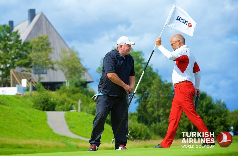 Turkish Airlines World Golf Cup 2016