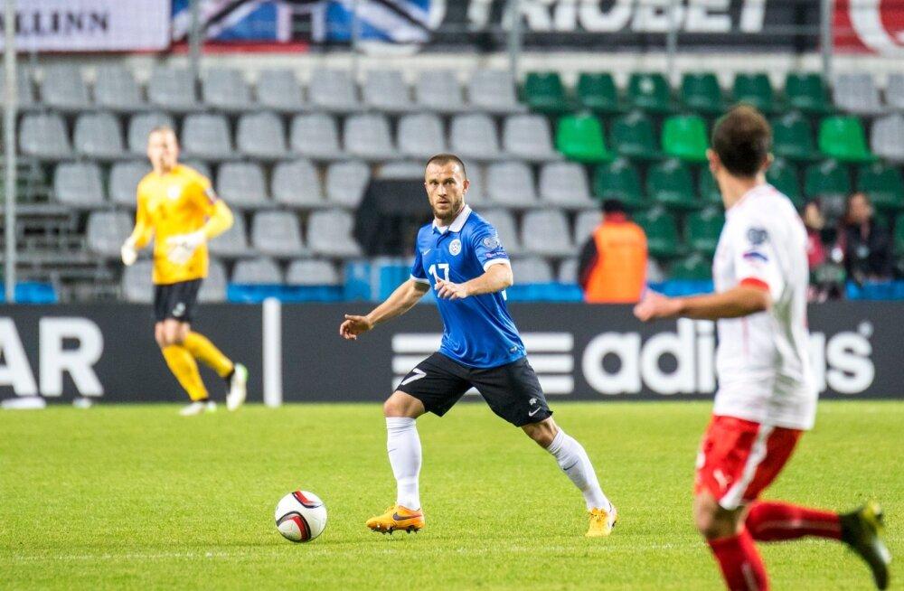 Eesti vs Šveits jalgpall