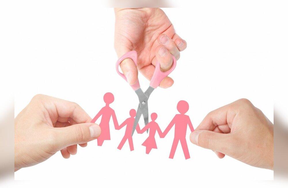 Ema dilemma: varastada laps või elada pantvangis?