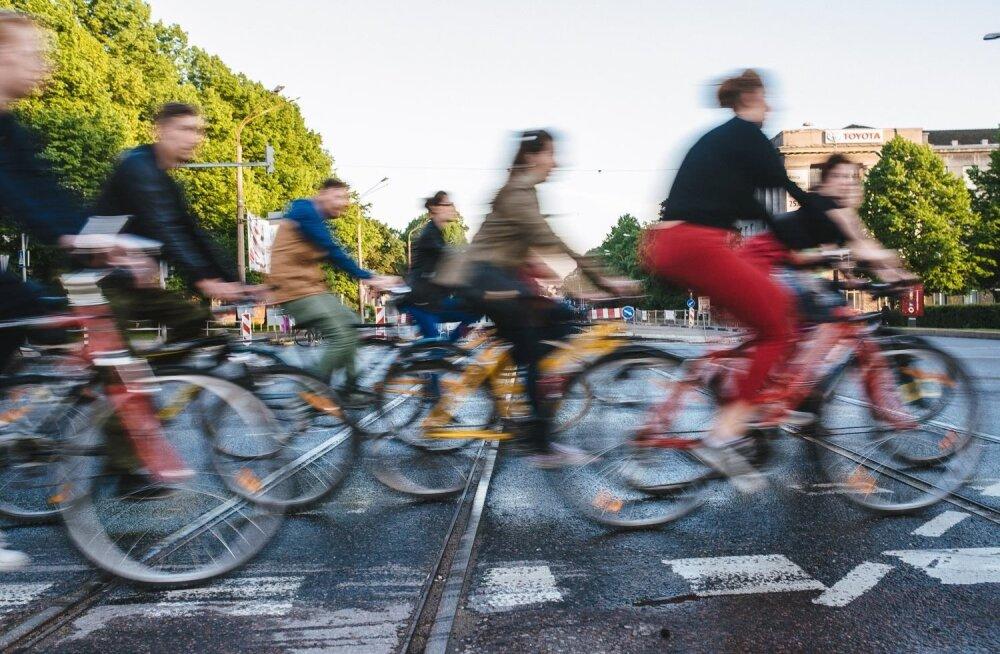 Tallinn Bicycle Week 2014