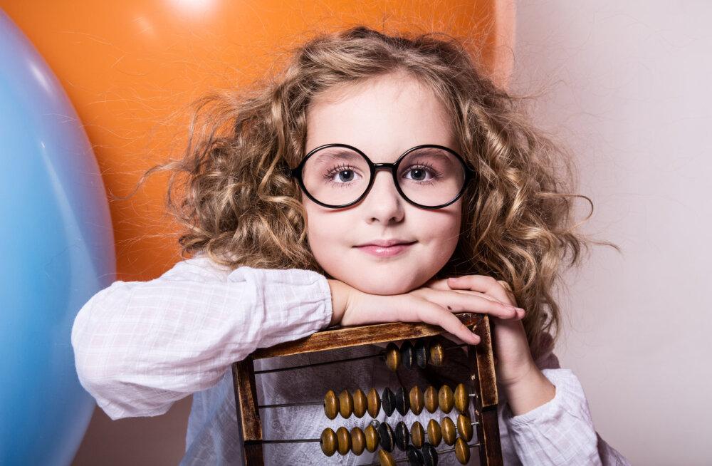 Silmakliiniku juhtivarst: põhjus, miks lapsed kaugele vaatamiseks prille peavad kandma, on asjaolu, et nad veedavad liiga vähe aega õues