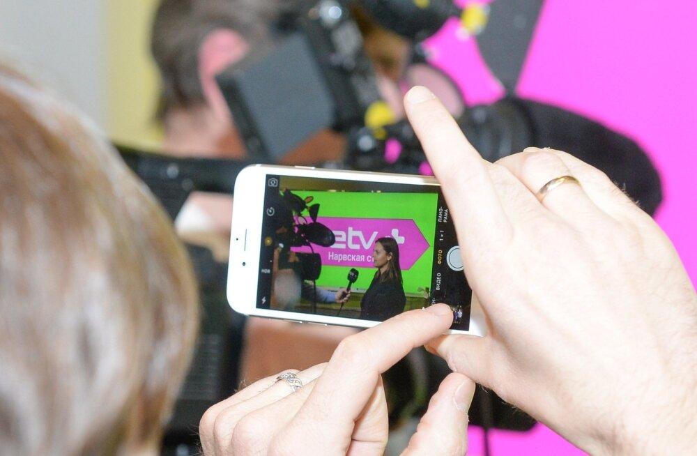 ГРАФИКИ: Присоединение к Tallinna TV могло бы стать для ETV+ спасательным кругом