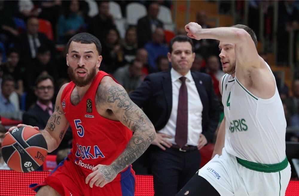 CSKA vs Zalgiris
