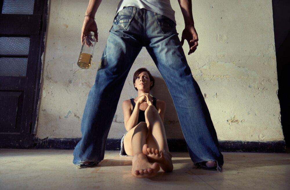 Uuring: suur osa politseinikest näeb perevägivallas süüd ka naistel