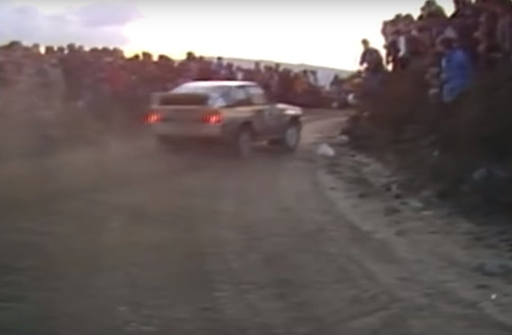 VIDEO | Raju tagasivaade brutaalsele autoralli MM-i B-rühma autode ajastule