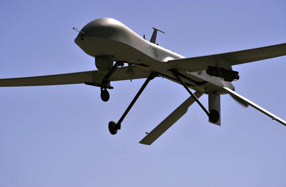 USA süüdistab venelasi nende drooni allatulistamises Liibüas. Moskva eitab