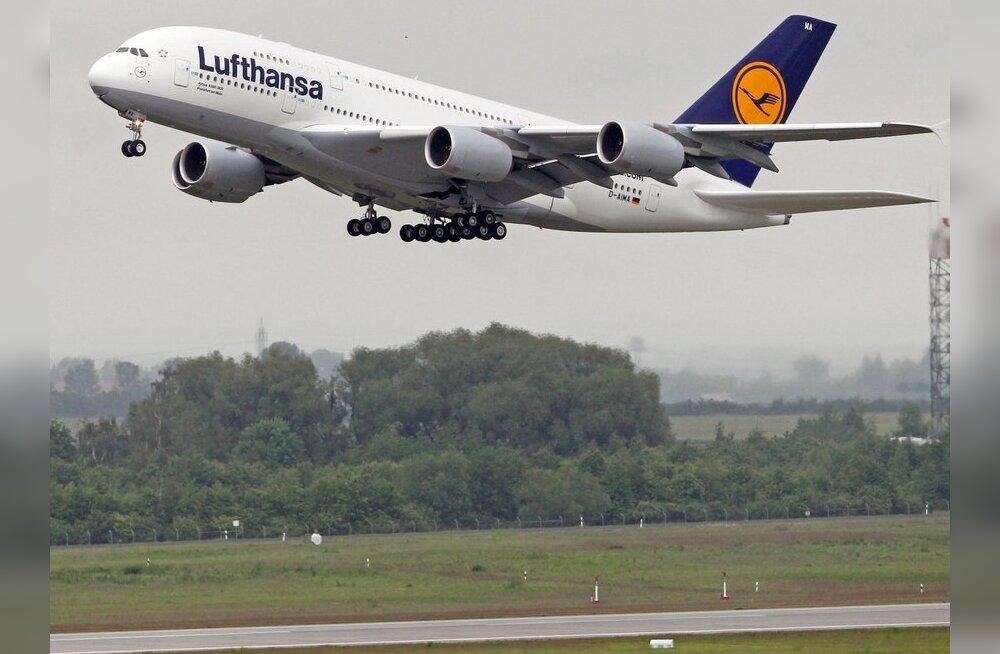 Tuhanded soomlased uudistasid maailma suurimat lennukit