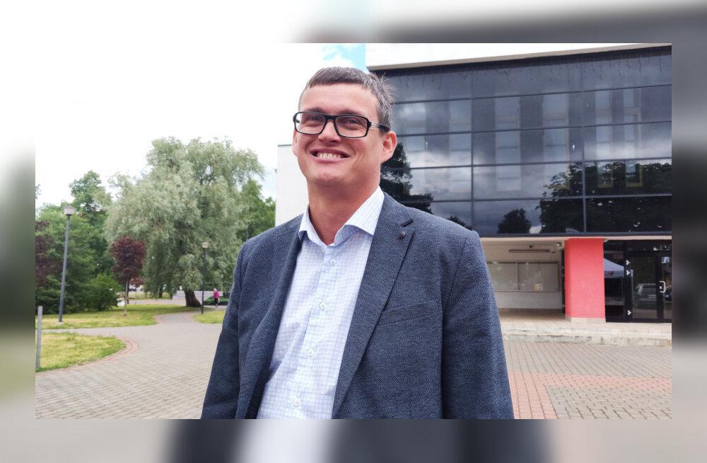Narva linnapeakandidaat Aleksei Jevgrafov: Voronov ei ole mind kunagi käsutanud, olen oma otsustes sõltumatu