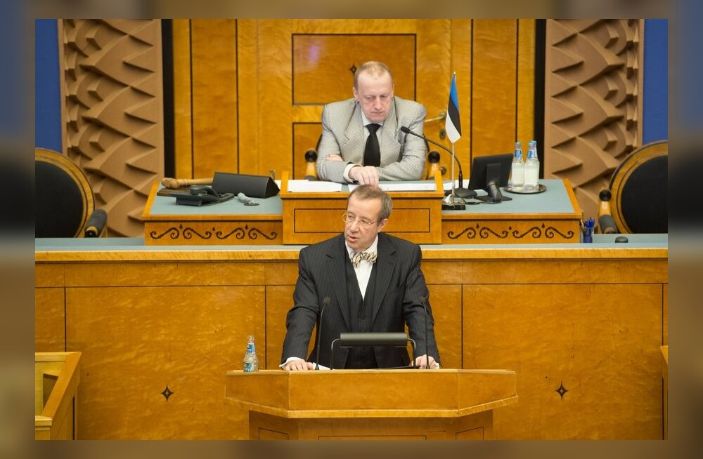 Loomeliitude pleenum riigikogus