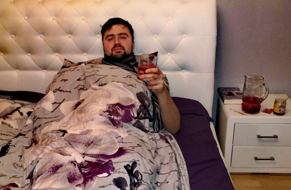 """ЧП в Петербурге: солист эстонской группы """"Пара Тайн"""" провалился под лед"""