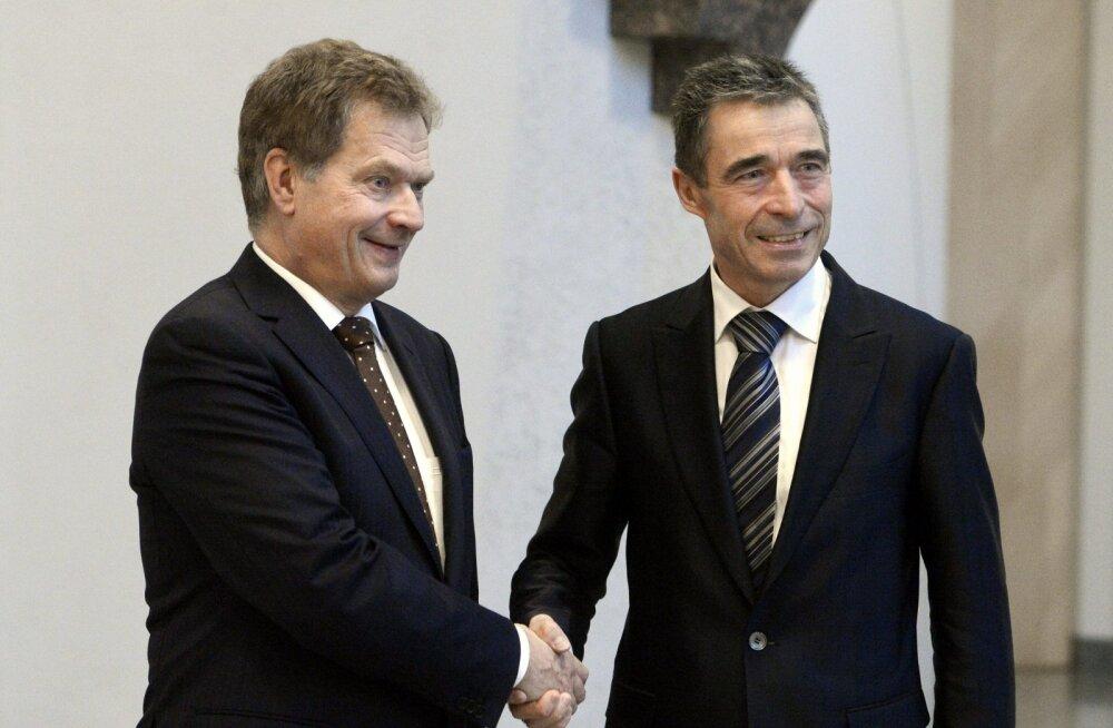 Iga teine soomlane toetaks NATOga ühinemist riigipea üleskutsel