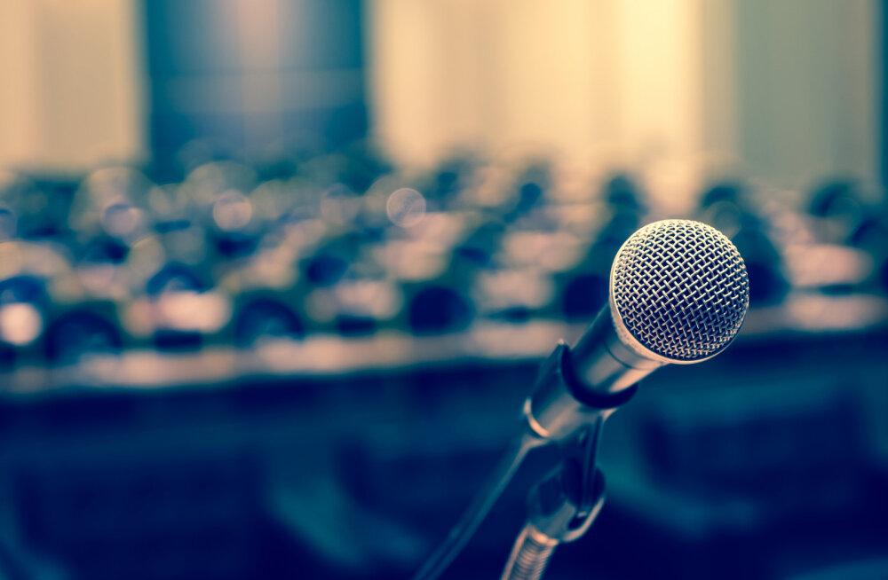 NIPINURK | 4 nippi, kuidas pidada mõjukas kõne