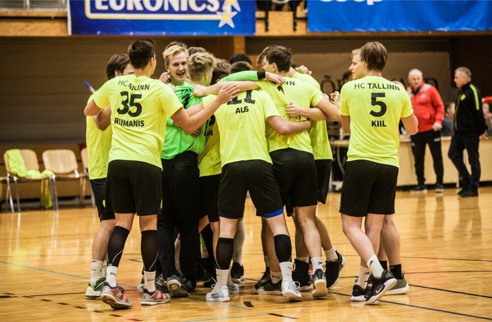 HC Tallinn võitis klubi esimese karika.
