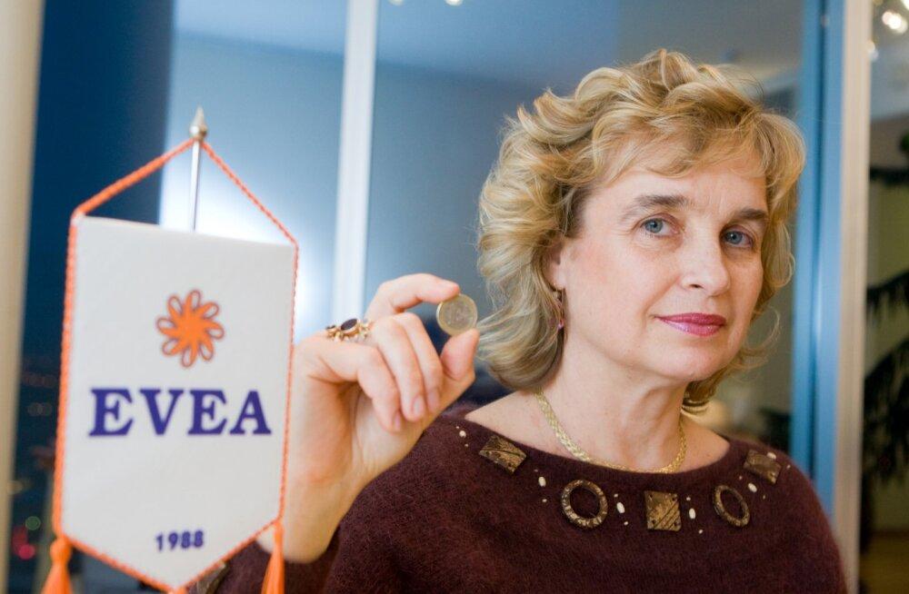 EVEA asepresident Marina Kaas.