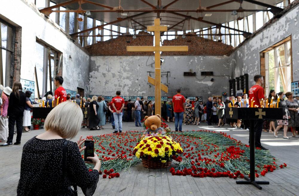 """""""Школа номер один"""". Сегодня исполняется 15 лет трагедии в Беслане: вся правда до сих пор не известна"""