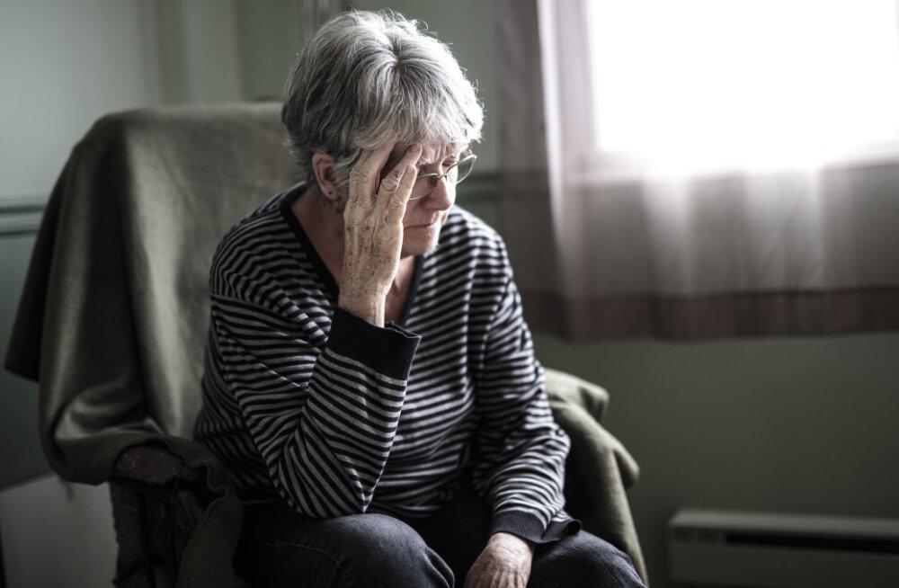 TERVIST!   Pahuras ja valuvaevas vanainimeses võib peidus olla tõsine haigus