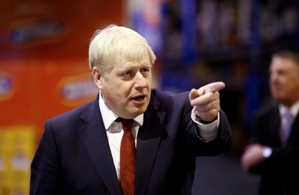 """Борис Джонсон просит ЕС исключить новую отсрочку """"Брекзита"""""""