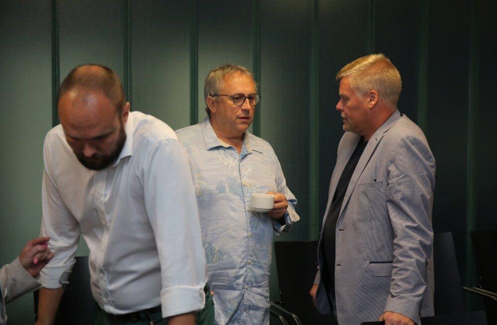 Tallinna Sadama nõukogu kogunes riigifirma juhte vahetama