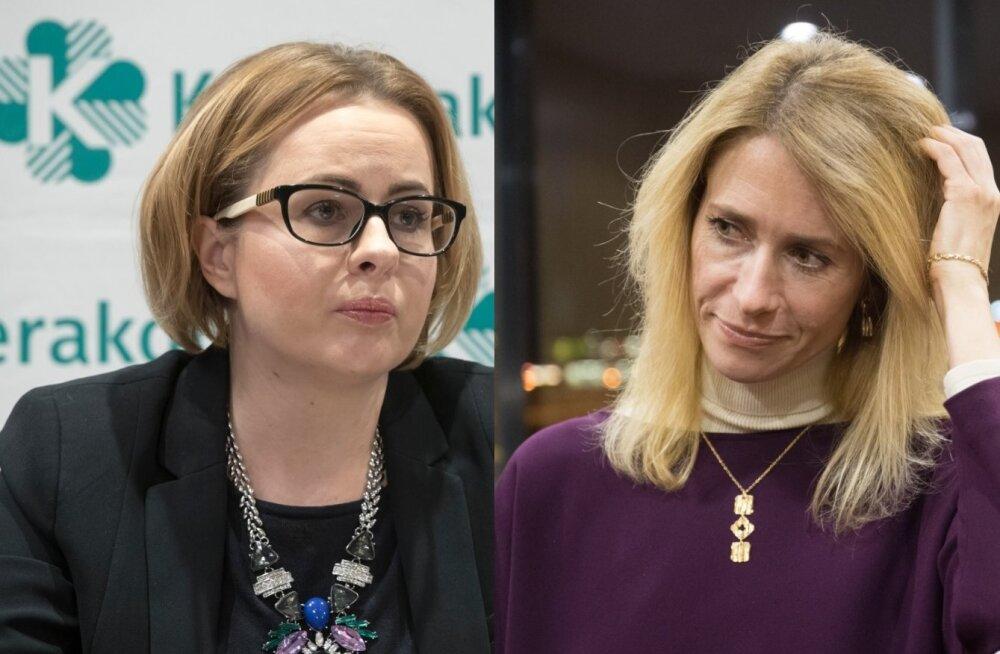 Maria Jufereva: Kaja Kallase maa peale tulek ehk Nais-Michali sünd Eesti poliitikas