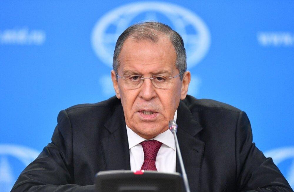 Lavrov: Eesti poliitika vene keele suhtes ei kaunista seda riiki ega EL-i ja NATO-t