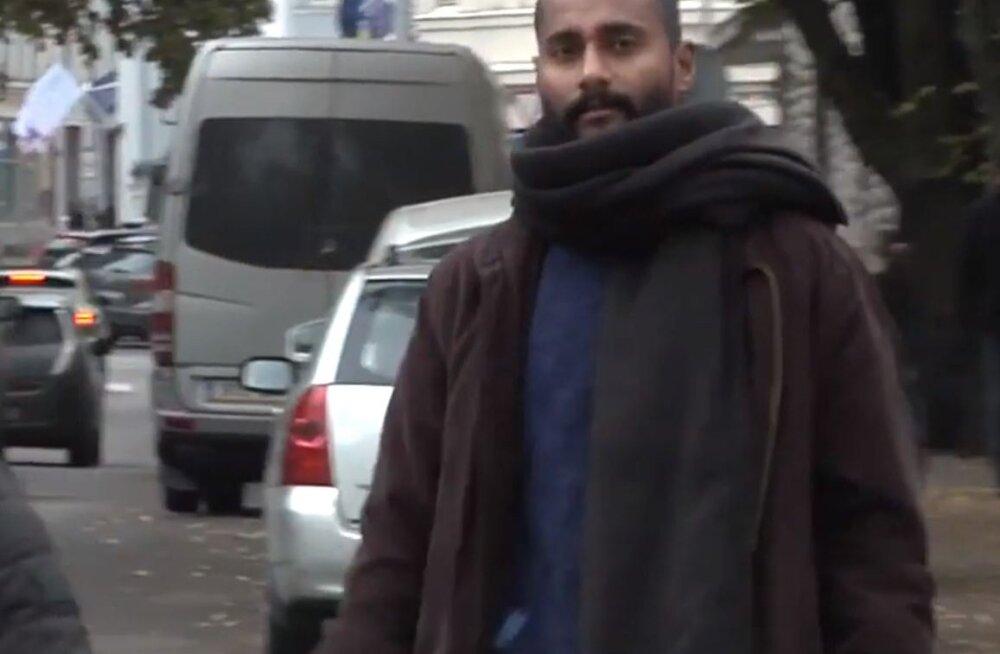 Tallinna TV uudisklipis võõrtöölisena näidatud tumedanahaline koreograaf on juhtunust šokeeritud