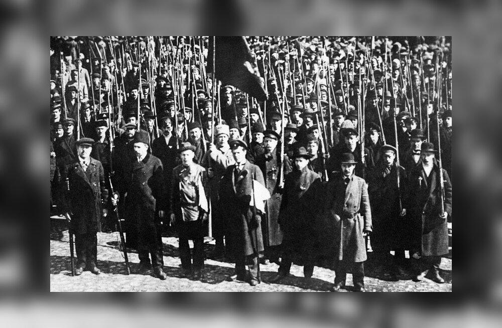 Oktoobrirevolutsiooni algusest möödub peagi terve sajand