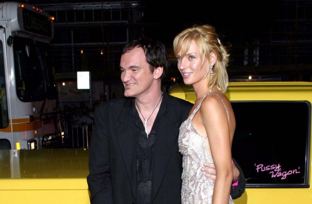 Uma Thurman paljastas viimaks Harvey Weinsteini ja üllatuslikult ka Quentin Tarantino verd tarretavad jõhkrused